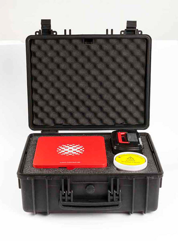 ezAFM Transportation case.